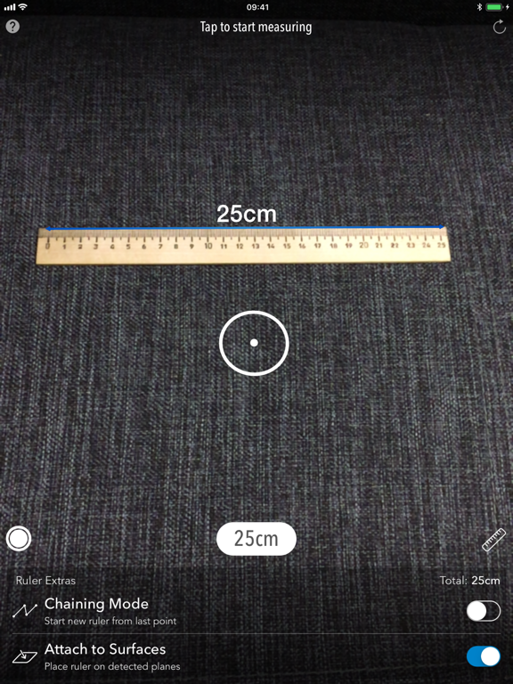 MeasureKit - AR Ruler Tape Screenshots