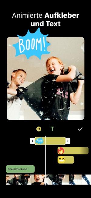Inshot Video Editor Foto Im App Store