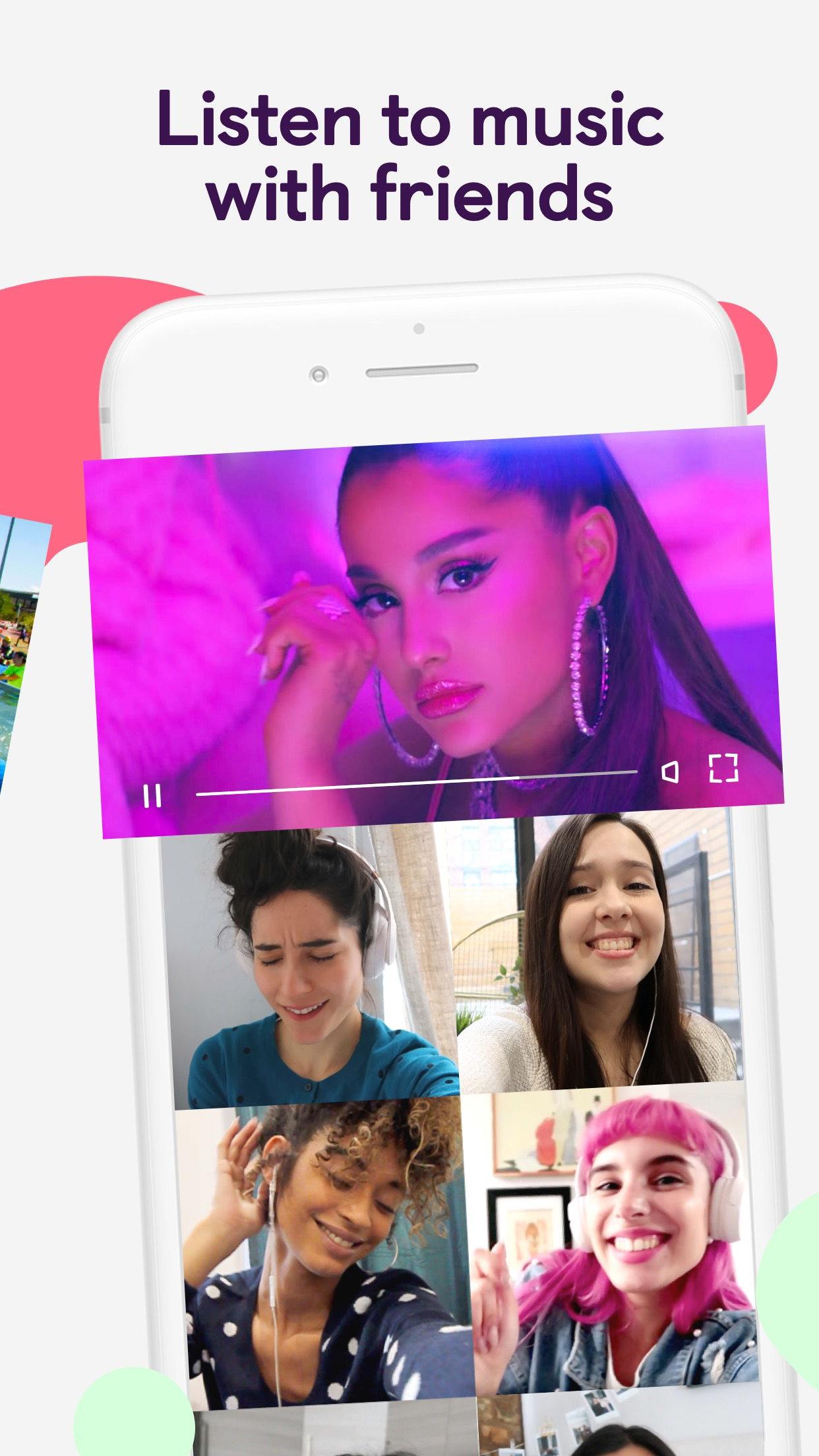 Airtime: Watch Videos Together Screenshot