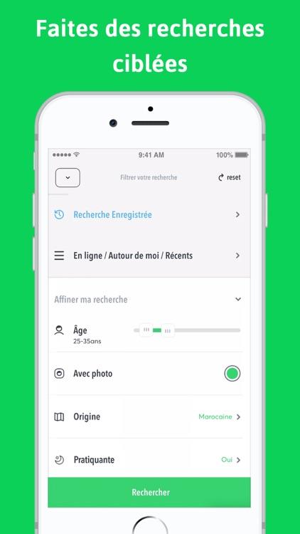 Mektoube - Rencontre musulmane screenshot-3