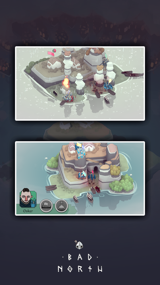 Bad North: Jotunn Edition Deluxe Edition Upgrade Download Free