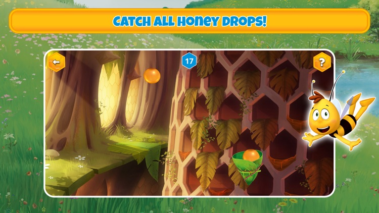 Maya the Bee's gamebox 1 screenshot-4