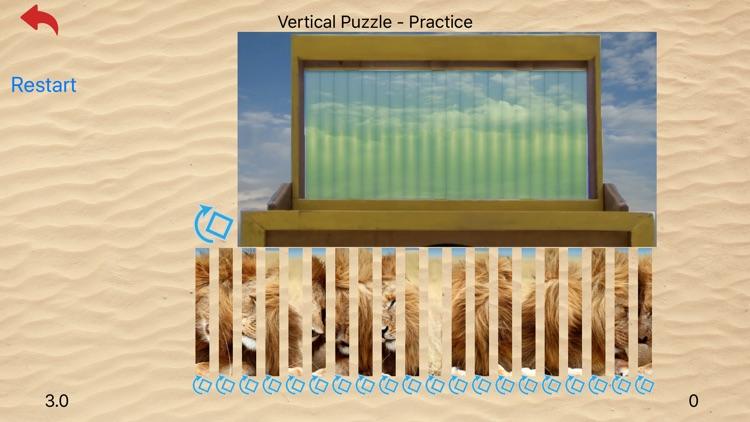 Puzzle Cluster from Survivor screenshot-6