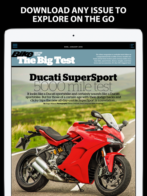Bike - Motorbike News Magazine | App Price Drops