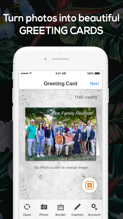 Greeting Cards App by SnapShot