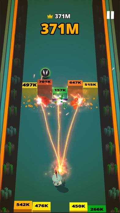 Fire Gun: Brick Breaker app image