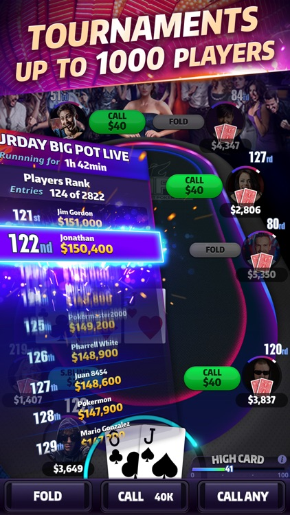 Mega Hit Poker: Texas Holdem screenshot-4