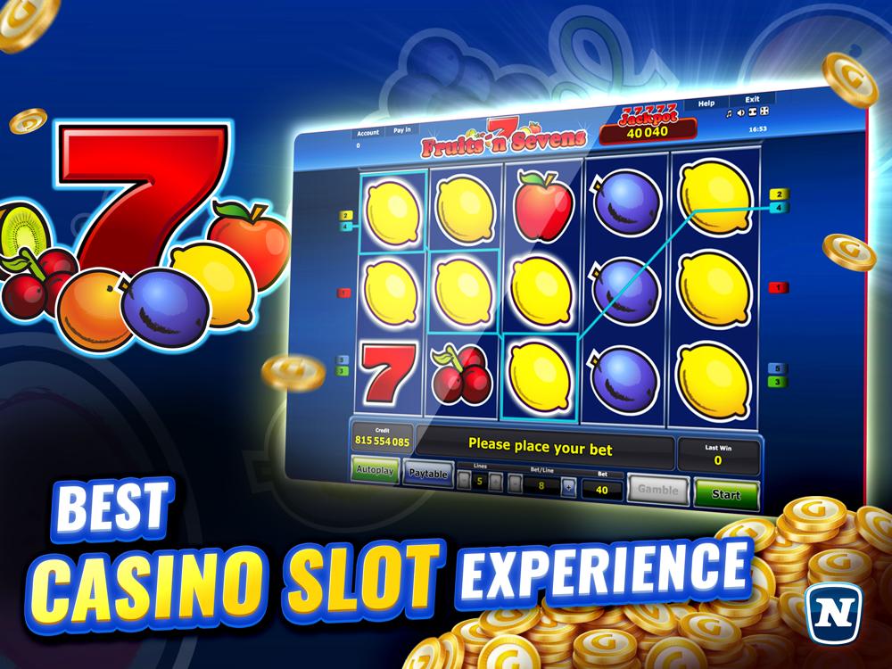 Slot Machine Deluxe Free Download