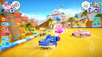 Sonic Racing screenshot 1