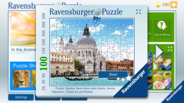 Ravensburger Puzzle screenshot-1