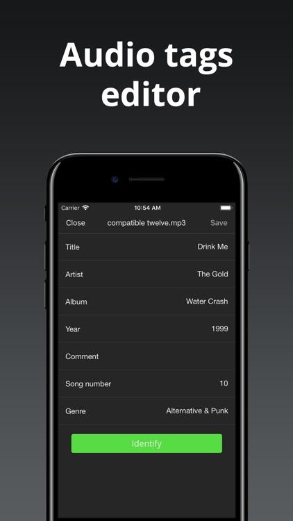 Evermusic: offline music + mp3 screenshot-4