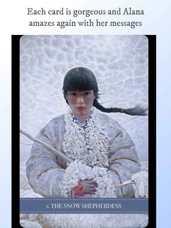 Wild Kuan Yin Oracle screenshot 6