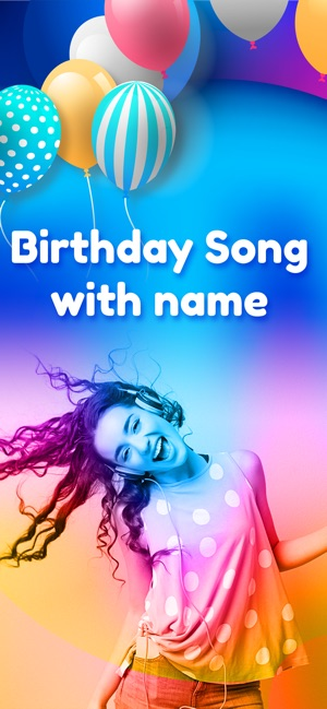 Birthday Songs with Name on the App Store