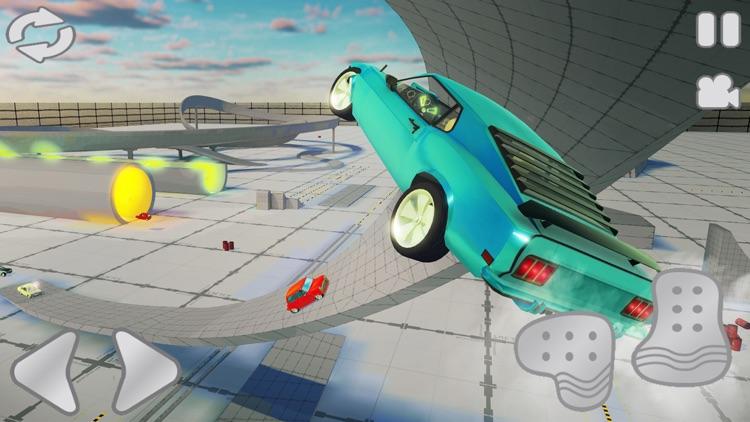 Nextgen Car Game
