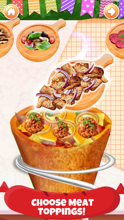 Pizza Chef: Fun Cooking Games screenshot-4