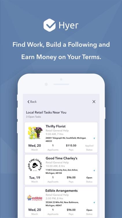 Hyer Job Search screenshot-6