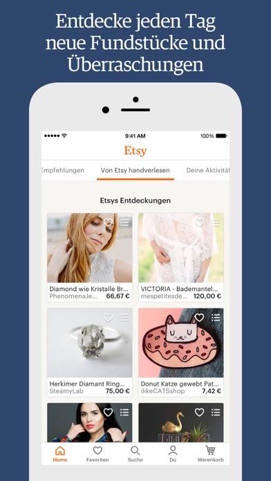 Herunterladen Etsy – finde etwas Besonderes für Pc