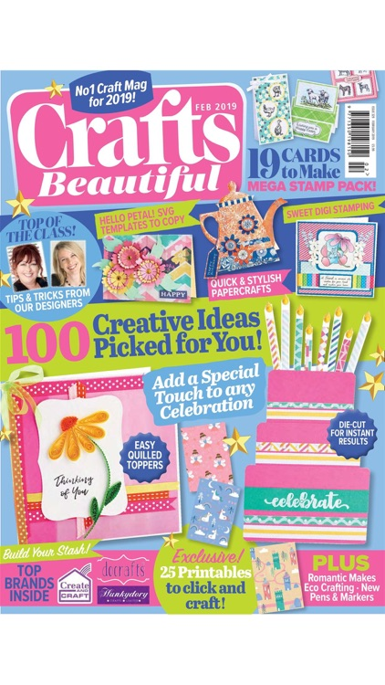 Crafts Beautiful Magazine screenshot-3