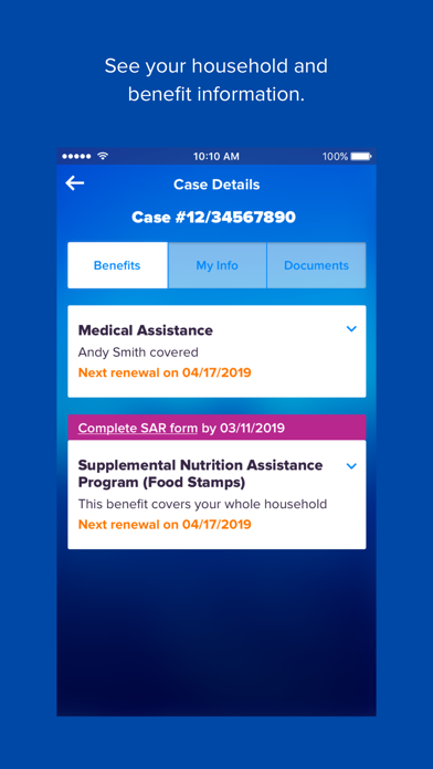 myCOMPASS PA by Pennsylvania Department of Human Services (iOS