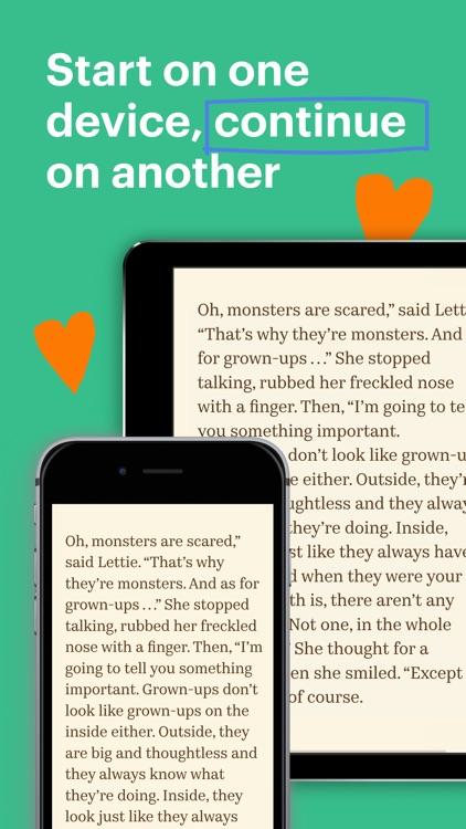 Bookmate: Read. Listen. Enjoy. screenshot-5