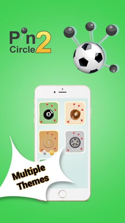 Pin Circle : Hardest Game