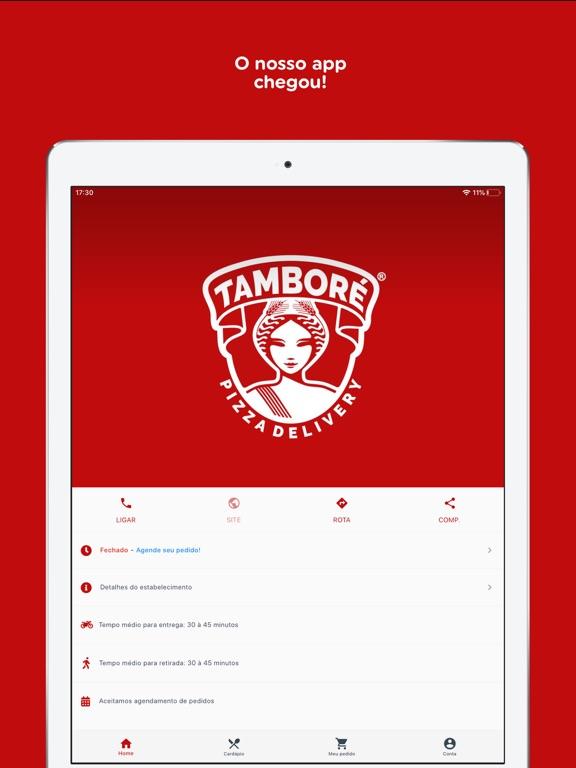 Tamboré Pizza Delivery screenshot 7