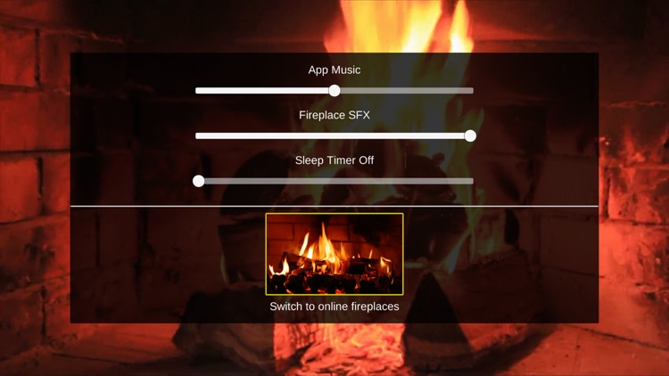 Beautiful Log Fireplaces HD screenshot-3