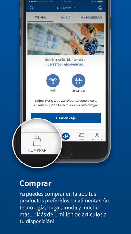 Mi Carrefour screenshot-3