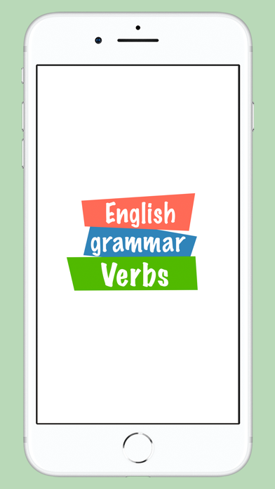 English Grammar: Verbs