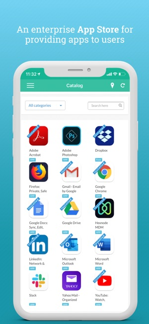 Hexnode MDM on the App Store