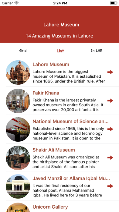 Amazing Museums screenshot 6