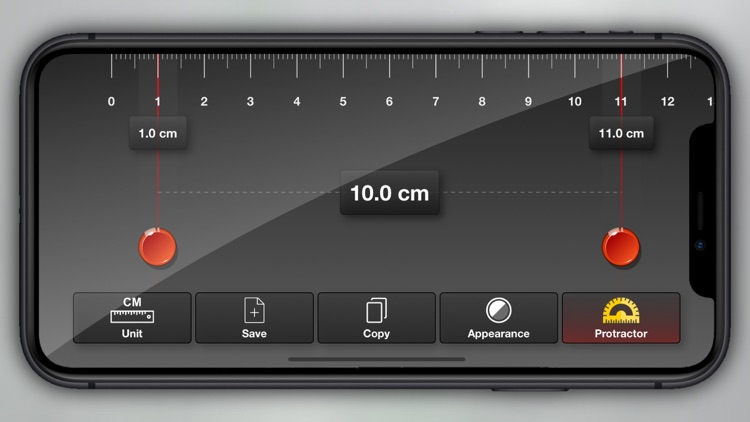 Ruler Pro - Measuring Tape screenshot-3