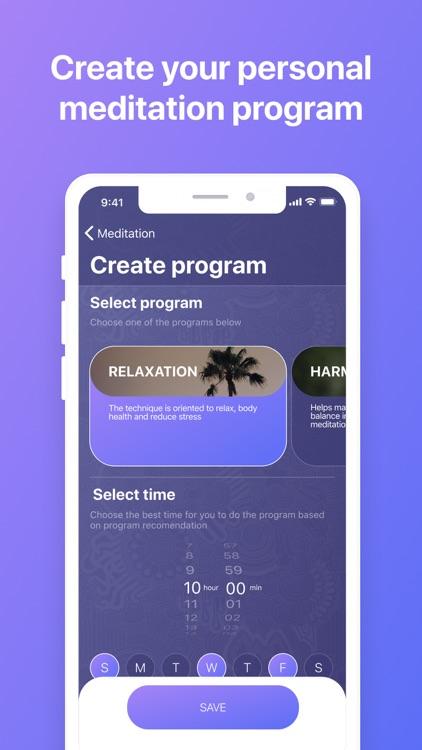 SoarSound: Meditation & Sleep screenshot-3