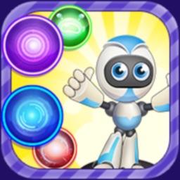 Robots Rescue : Bubble Blast