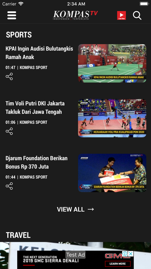 Kompas TV】应用信息- iOS App基本信息|应用截图|描述|内购项目