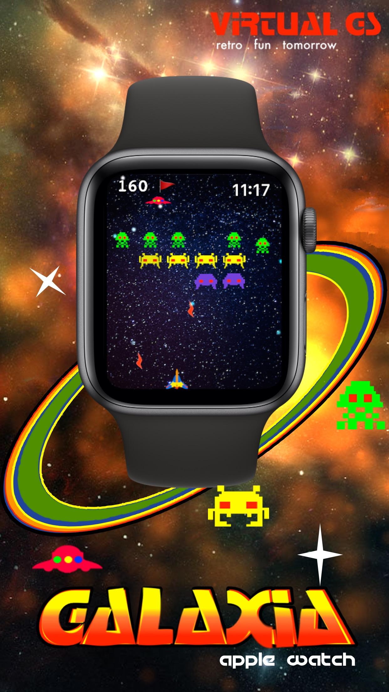 Screenshot do app GALAXIA 4