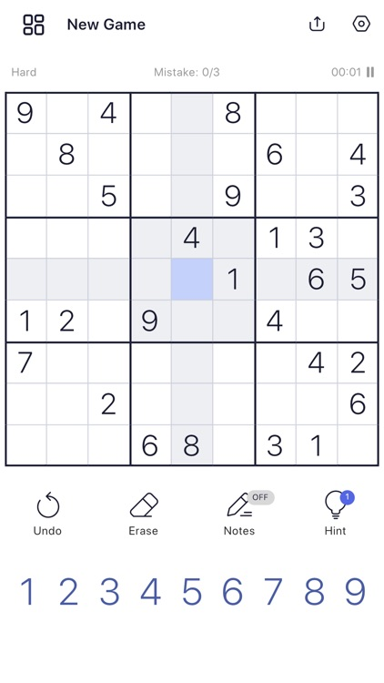 Sudoku: Sudoku Puzzle Games screenshot-6