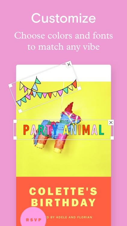 Paperless Post Invitations