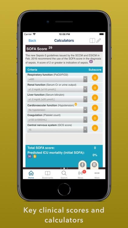 Sepsis Clinical Guide screenshot-4