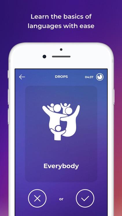 Drops: Language Learning screenshot-5