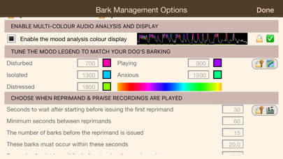 Barking Dog Monitor & Control Screenshots