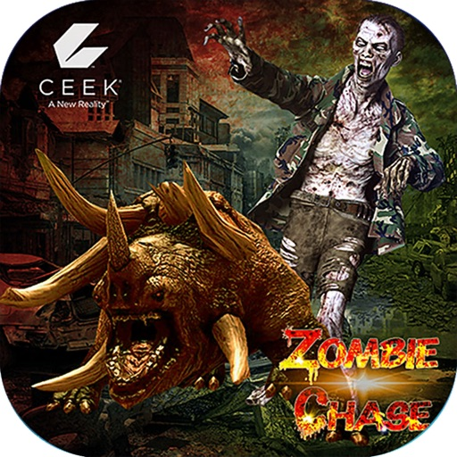 Zombie Chase VR Endless Runner