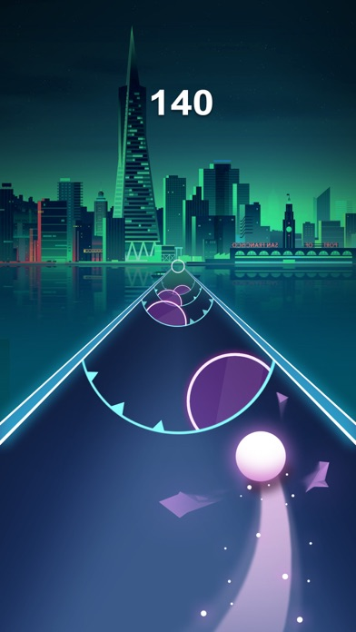 Beat Roller screenshot 2