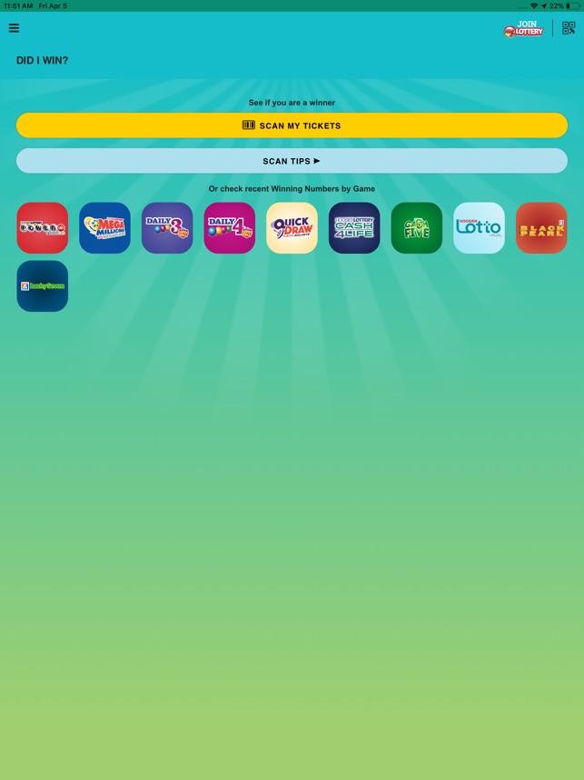 Hoosier Lottery on the App Store