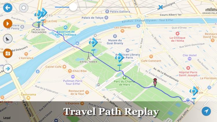 MapWalker : Route Planner screenshot-3