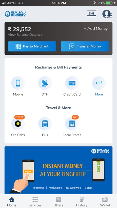 Bajaj Finserv Wallet - Revenue & Download estimates - Apple