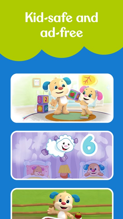Learn & Play by Fisher-Price screenshot-3