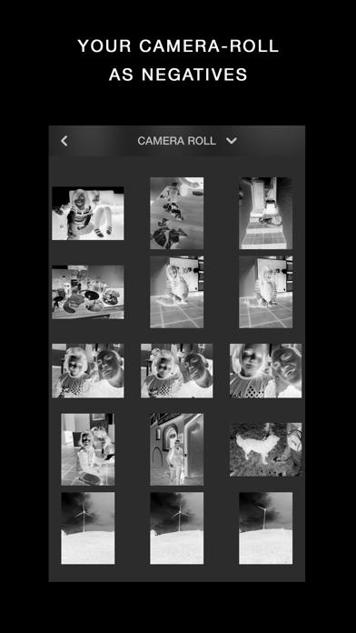 Analogue - B&W darkroomのおすすめ画像5