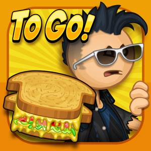 Papa's Cheeseria To Go! overview, reviews and download