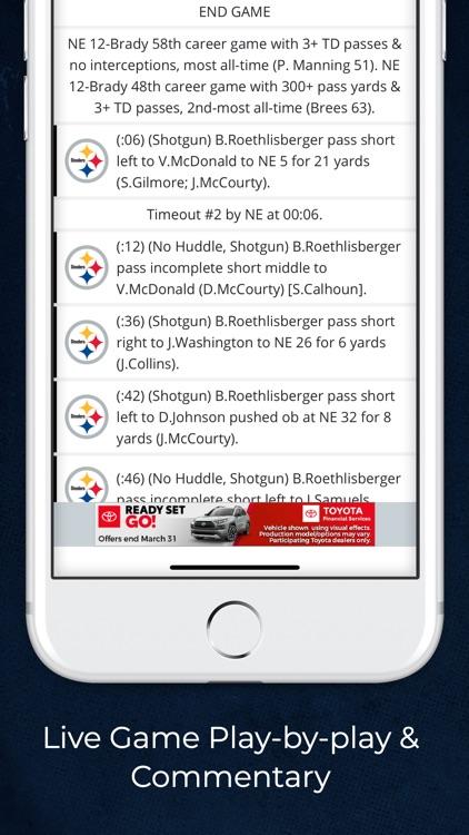 New England Patriots screenshot-3